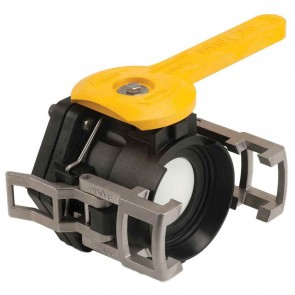 "3"" Male Adpater Polypropylene Ball Valve"