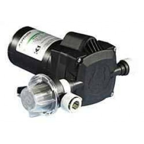 "Electric Poly 12 Volt Pump -  1/2"" NPT Inlet x 1/2"" NPT Outlet"