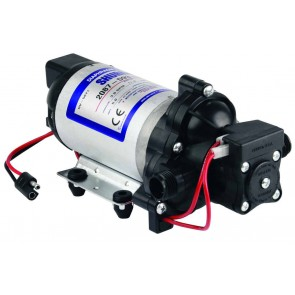 "12 Volt Electric Pump with 1/2"" NPT Inlet x 1/2"" NPT Outlet"