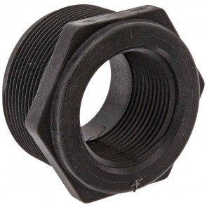 "Pipe Reducer Bushing Fitting - 2"" MPT x 1 1/4"" FPT"
