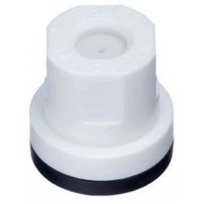 TXR ConeJet White Acetal-Ceramic Hollow Cone Spray Tip Nozzle