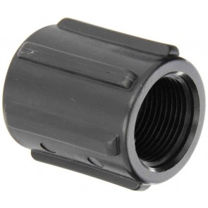 "Pipe Reducer Coupling Fitting - 1"" FPT x 3/4"" FPT"