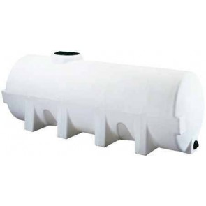 1025 Gallon Horizontal Leg Tank with Bands