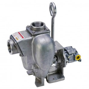 "12 HP Gresen Hydraulic Engine Stainless Steel Pump with 2"" NPT"