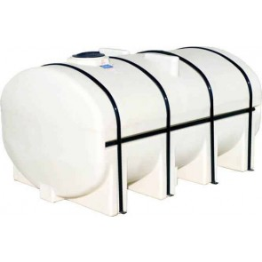 3250 Gallon Elliptical Leg Tank with Bands