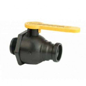 "2"" Male Adpater Polypropylene Ball Valve"