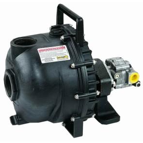 "12 HP Gresen Hydraulic Engine Poly Pump with 2"" NPT"