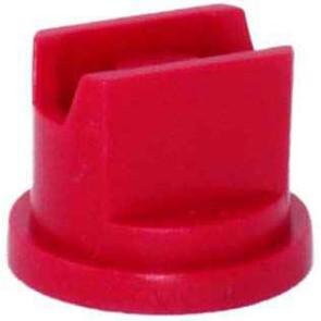 SprayMax Red Polyacetal Extended Range Spray Tip Nozzle