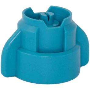 SprayMax Turqouise Polyacetal Extended Range Spray Nozzle