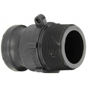 "Cam Action Adapter Fitting - 2"" Male Adapter x 2"" MPT"