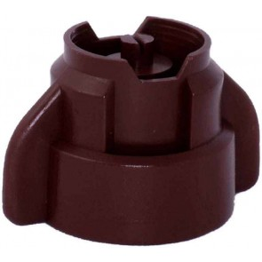 SprayMax Brown Polyacetal Extended Range Spray Nozzle