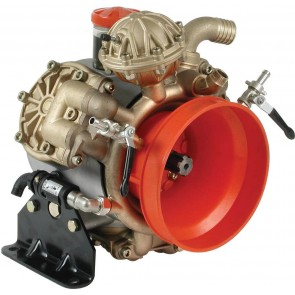 """Diaphragm Pump with 1-1/2"""" HB Inlet x 3/4"""" HB Outlet"""