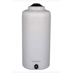 300 Gallon Plastic Vertical Storage Tank