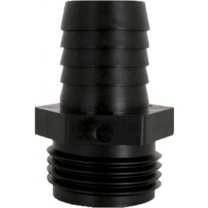 """Hose Barb Adpater Fitting - 3/4"""" MGHT x 1/2"""" Hose Barb"""