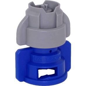 TurboDrop XL White/Blue Polyacetal-EPDM Medium Pressure Spray Nozzle