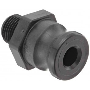 "Cam Action Adapter Fitting - 1 1/4"" Male Adapter x 1 1/2"" MPT"