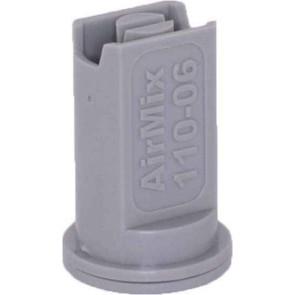 Airmix Gray Polyacetal-EPDM Low Pressure Spray Nozzle