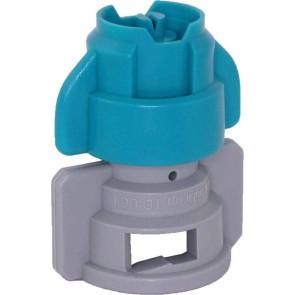 TurboDrop XL Turqouise/Gray Ceramic-Polyacetal-EPDM Medium Pressure Spray Nozzle