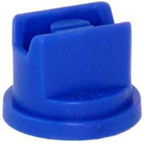 SprayMax Blue Polyacetal Extended Range Spray Tip Nozzle