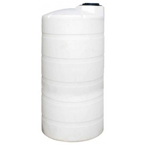 1250 Gallon Plastic Vertical Storage Tank