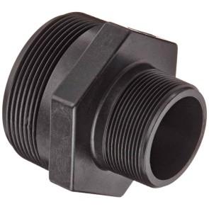 "Pipe Reducer Nipple Fitting - 3"" MPT x 2"" MPT"