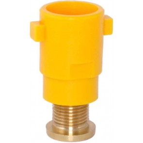 TurboDrop Venturi Blue Polyacetal-Ceramic High Pressure Universal Ceramic Spray Nozzle