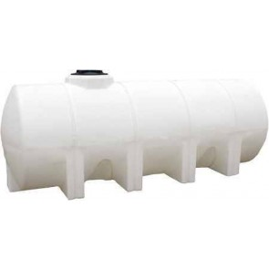 1625 Gallon Horizontal Leg Tank with Bands
