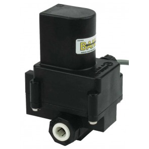 "3/8"" FPT Polypropylene Electric Valve"