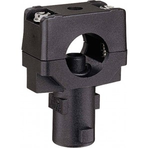 """1/2"""" Pipe 1 Outlet Single Nozzle Body for Wet Applications"""