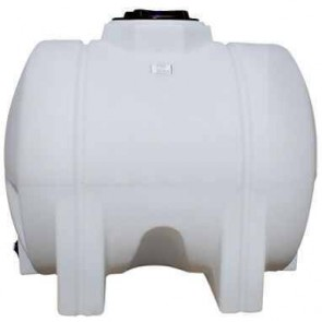425 Gallon Horizontal Leg Tank with Bands