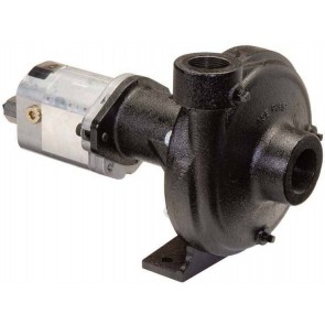 "Ace 650 Hydraulic Driven E-coated Cast Iron Pump with 1-1/2"" Suction x 1-1/4"" Discharge"