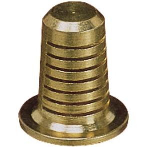 Brass Slotted Tip Strainer