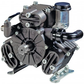"5.6 HP Poly Diaphragm Pump -  1"" HB Inlet x 1/2"" NPT Outlet"