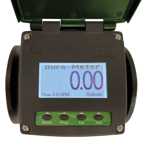 """3"""" High-Flow Dura-Meter - Silicone"""