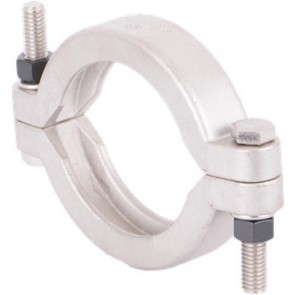 "2"" Full Port Bolted Flange Clamp"