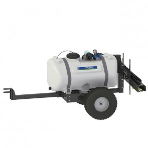 40 Gallon ATV Trailer Sprayer