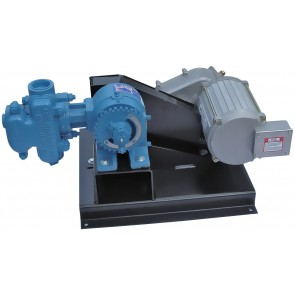 3/4 HP Three Phase Poly Irrigation Injection Pump