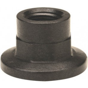 "1"" Flange Plug With ½"" Fpt"