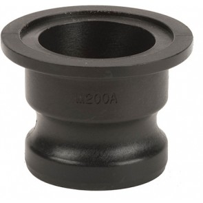"""2"""" Flange x 2"""" Male Adapter"""