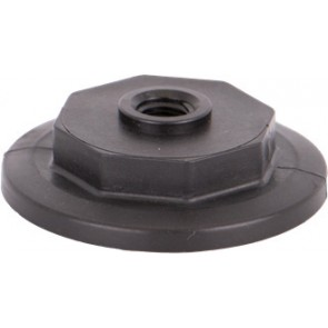 "2"" Flange Plug With ¼"" Fpt"