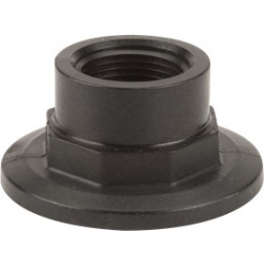 "2"" Flange Plug With 1"" Fpt"
