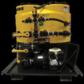 230 Gallon Handler IV Inductor Tank System
