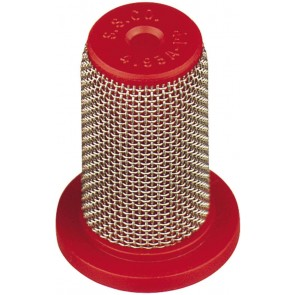 Polypropylene Tip Strainer with SS Mesh