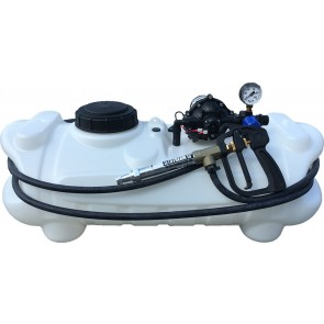 25 Gallon Premium Spot Sprayer w/ 3.0 GPM Everflo Pump & Jetstream Spray Gun