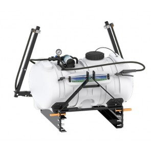 60 Gallon 3-Point Hitch Sprayer with 12′ Deluxe Folding Boom