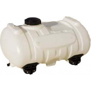 40 Gallon White Spot Sprayer Tank