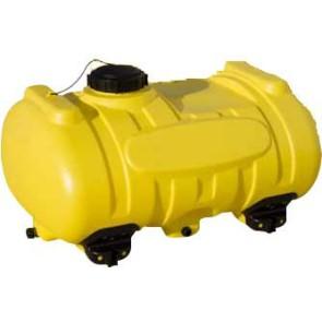 40 Gallon Yellow Spot Sprayer Tank
