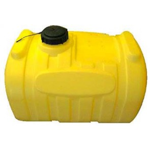 60 Gallon Yellow Spot Sprayer Tank