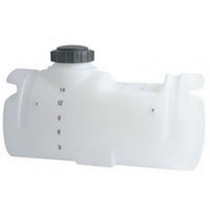 14 Gallon Spot Sprayer Tank with Sump