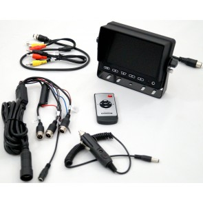 "5"" Heavy Duty Monitor Package"